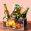 Kit Cerveja Heineken e Mix de Amendoim