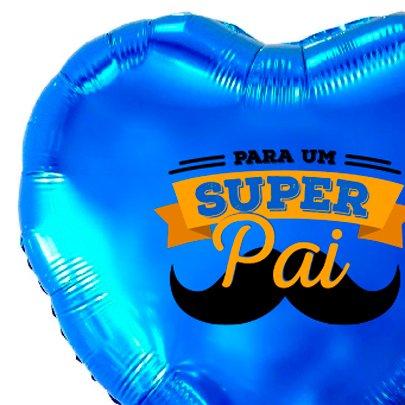 Balão para um Super Pai