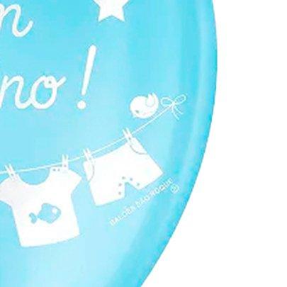 Balão Latex Its a Boy Azul