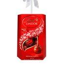 Balão Happy Birthday Colorido e Chocolate Lindt