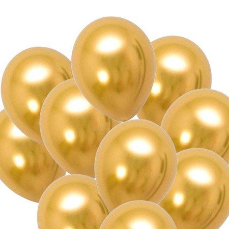 Buquê de Balões Dourados