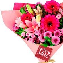 Buquê Mix de Flores Para a Melhor Mãe