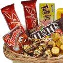 Cesta Amor Por Chocolates