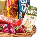 Cesta Delicias de Chocolate