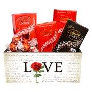 Cesta Puro Amor ao Chocolate