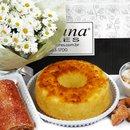 Cesta de Café da Manhã e Margaridinhas Especial Avós