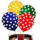 Cesta de Chocolates e com Balões