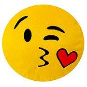 Emojis Piscando com Coração