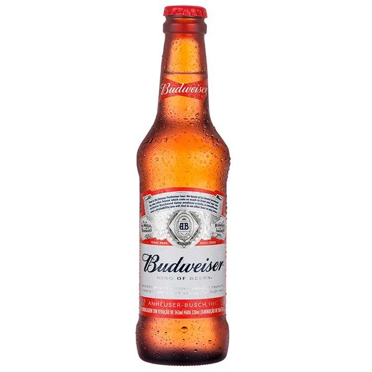 Cerveja  Budweiser 330ml