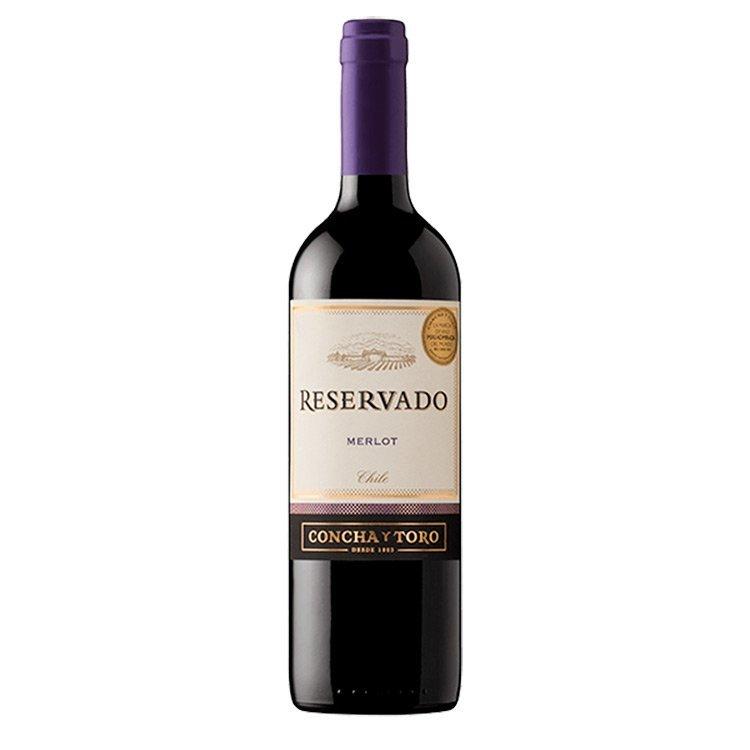 Vinho Concha Y Toro Reservado Merlot 750