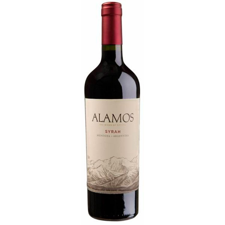 Vinho Alamos Syrah