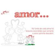Cartão Amor...