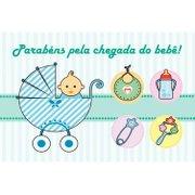 Cartão Chegada do Bebê