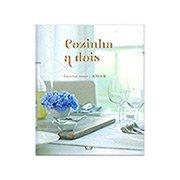 Livro Cozinha a Dois: Cozinhar, Comer e Amar