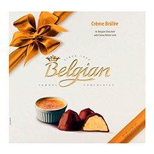 Bombom Belga Crème Brûlée Pralines The Belgian 200g