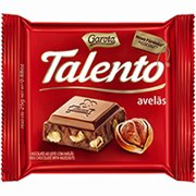 Chocolate Talento Avelã 90g