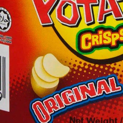 Batata Mister Potato Crisps