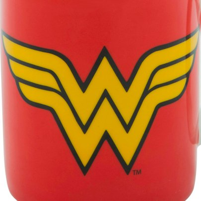 Caneca de Porcelana Wonder Woman