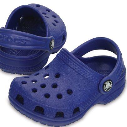 Crocs Infantil Littles Azul Tamanho 21/21