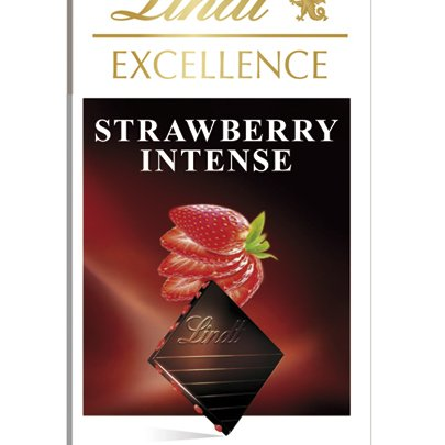 Lindt Excellence Strawberry Intense