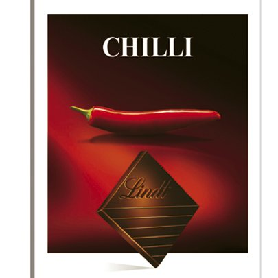 Lindt Excellence Chilli