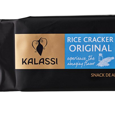 Snack Kalassi Rice Cracker Original