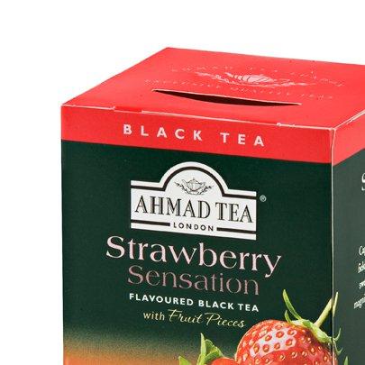 Chá Ahmad Tea Strawberry Sensation 20g