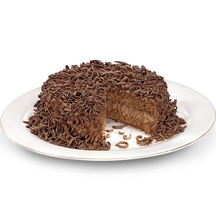 Bolo Mousse de Chocolate Amor aos Pedaços 1,5kg