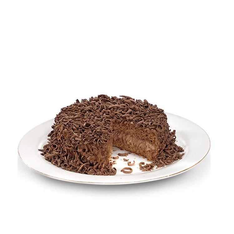 Bolo Mousse de Chocolate Amor aos Pedaços 650g