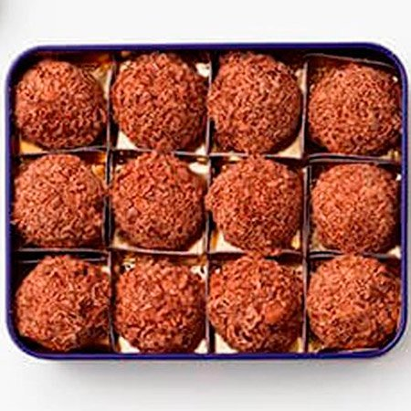 Lata 12 Brigadeiros Chocolat du Jour