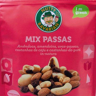 Mix Passas Nutty Bavarian 150g
