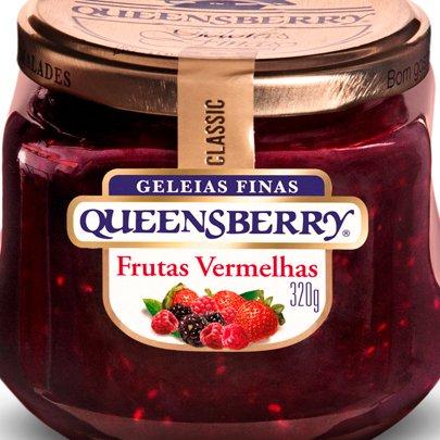 Geleia de Frutas Vermelhas Classic Queensberry 320g