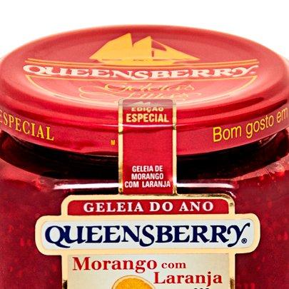 Geleia de Morango Com Laranja Queensberry 320g