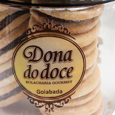 Bolachinhas Gourmet de Goiabada Dona do Doce
