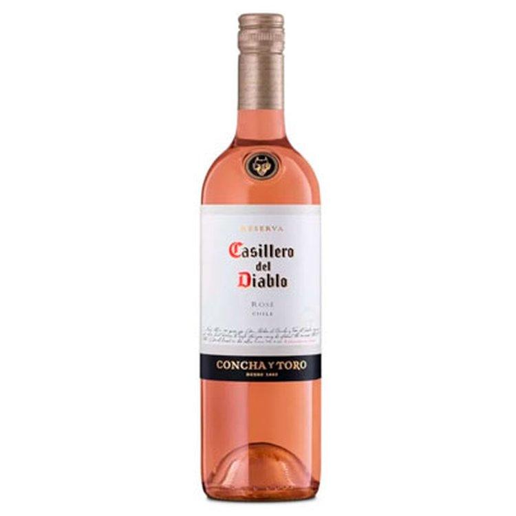 Vinho Rosé Casillero Del Diablo 750