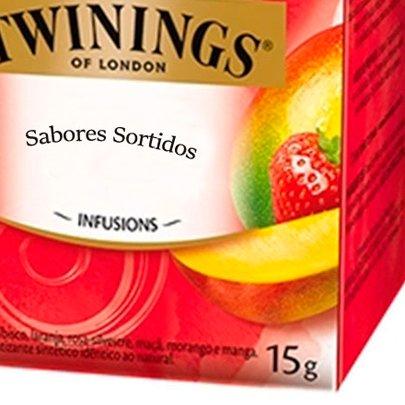Caixa de Chá Inglês Twinings Sortidos
