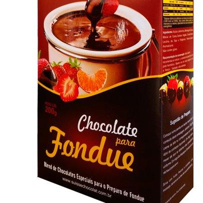 Fondue Suisse Chocolate 200g