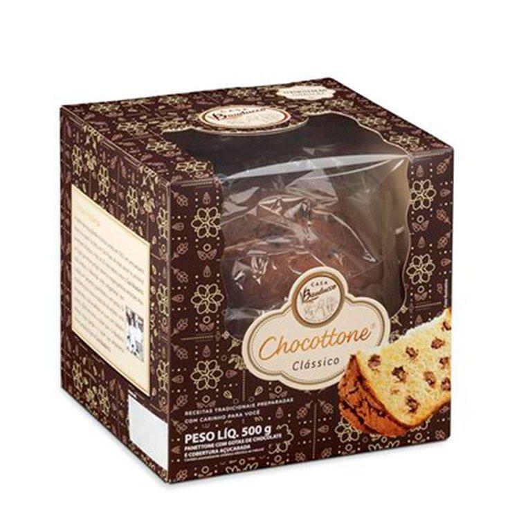 Chocottone Casa Bauducco 500g