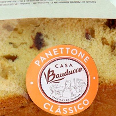 Fatia de Panettone Casa Bauducco 83g