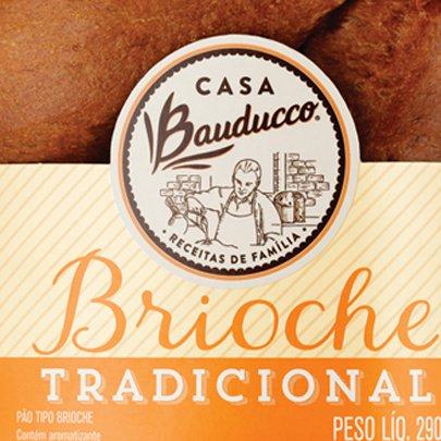 Brioche Casa Bauducco 290g