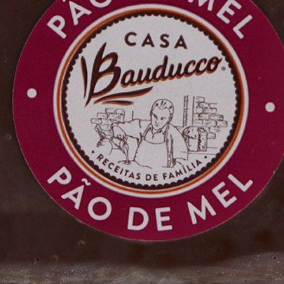 Pão de Mel Casa Bauducco 40g