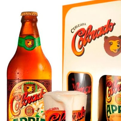 Kit Cerveja Colorado Appia