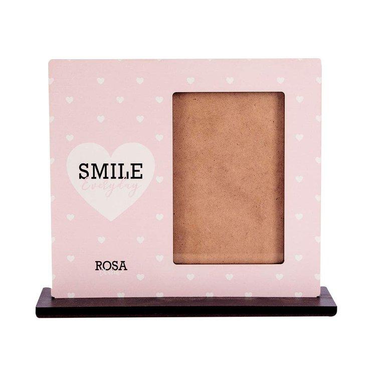 Porta Retrato Smile Rosa Uatt?