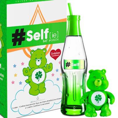 Kit Green Água de Cheiro Ursinhos Carinhosos