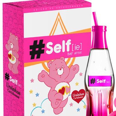 Kit Pink Água de Cheiro Ursinhos Carinhosos