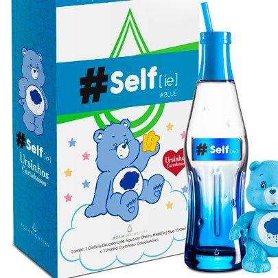 Kit Blue Água de Cheiro Ursinhos Carinhosos