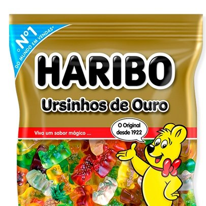 Bala Gelatina Ursinhos Haribo