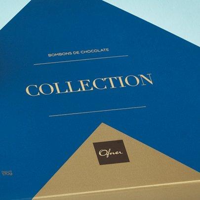 Caixa Bombom Collection Ofner 130g