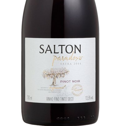 Vinho Paradoxo Pinot Noir Salton
