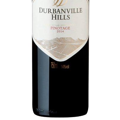 Vinho Durbanville Hills Pinotage Zahil